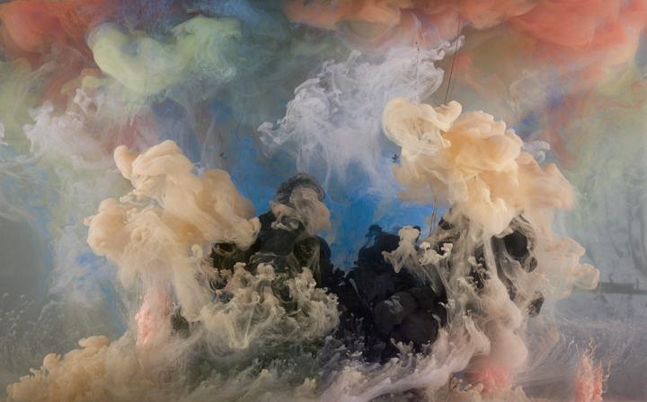 Фотографии цветного дыма_12