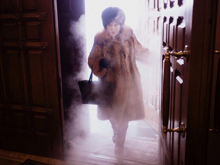 Фотопутешествие из Якутска в Оймякон. Самое холодное место на земле. Фото № 1