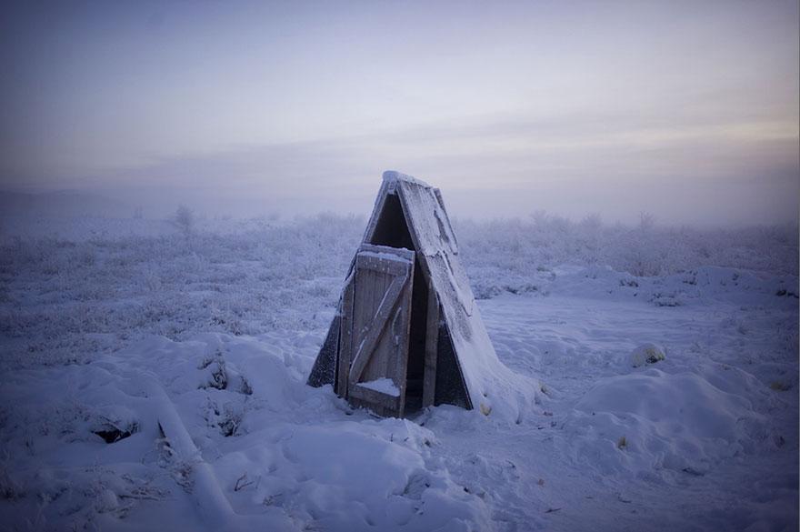 Фотопутешествие из Якутска в Оймякон. Самое холодное место на земле. Фото № 10