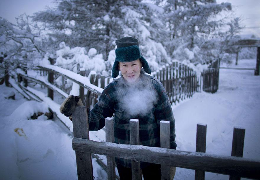 Фотопутешествие из Якутска в Оймякон. Самое холодное место на земле. Фото № 14