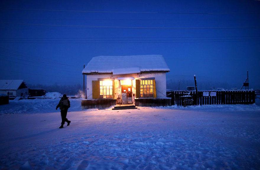 Фотопутешествие из Якутска в Оймякон. Самое холодное место на земле. Фото № 17