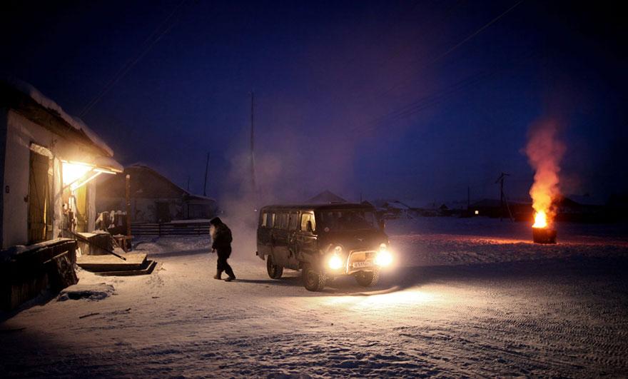 Фотопутешествие из Якутска в Оймякон. Самое холодное место на земле. Фото № 18
