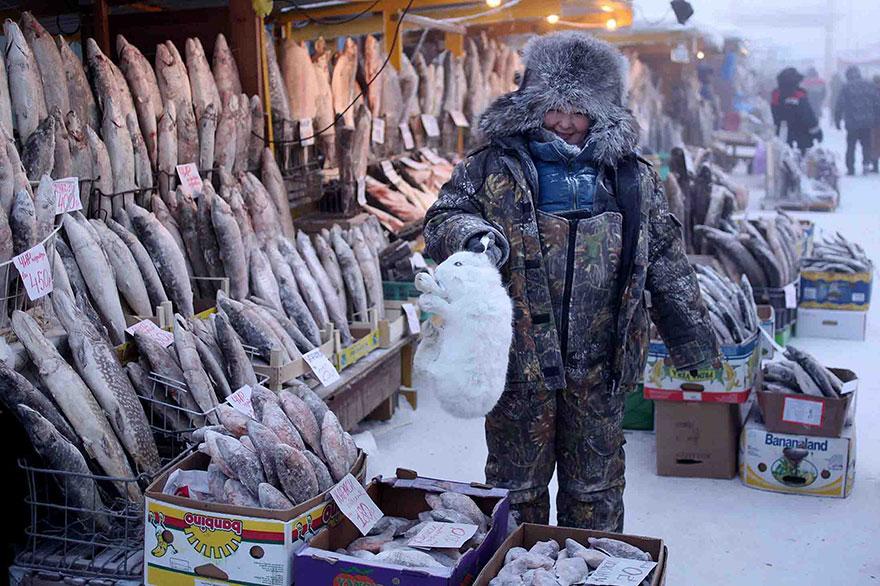 Фотопутешествие из Якутска в Оймякон. Самое холодное место на земле. Фото № 2