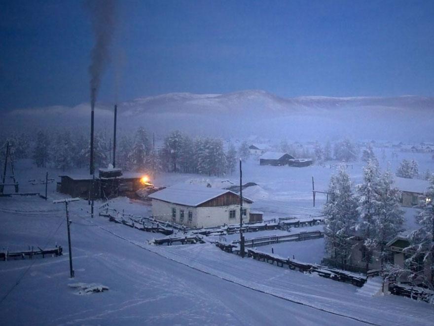 Фотопутешествие из Якутска в Оймякон. Самое холодное место на земле. Фото № 20