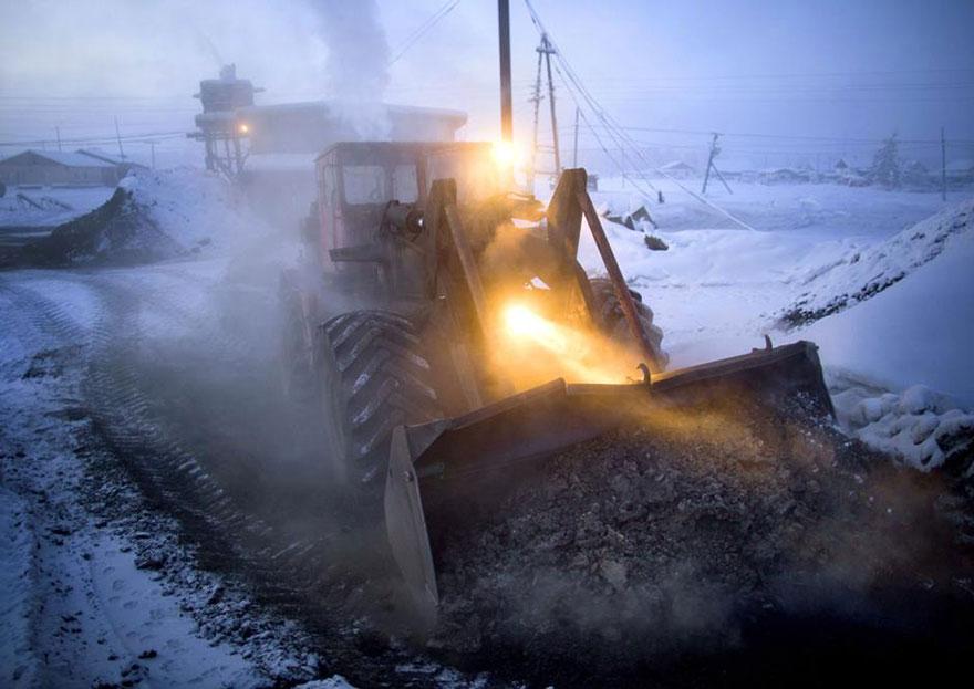 Фотопутешествие из Якутска в Оймякон. Самое холодное место на земле. Фото № 21