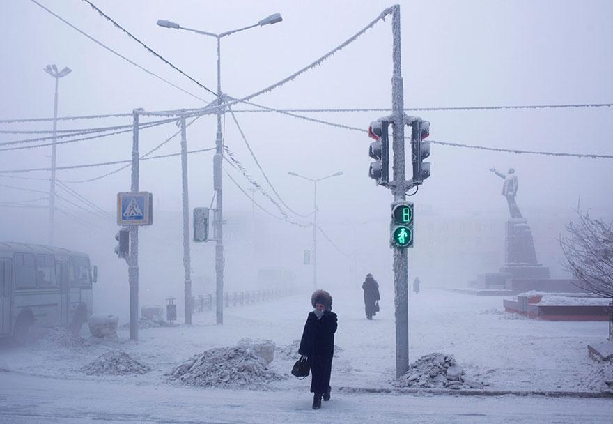 Фотопутешествие из Якутска в Оймякон. Самое холодное место на земле. Фото № 3