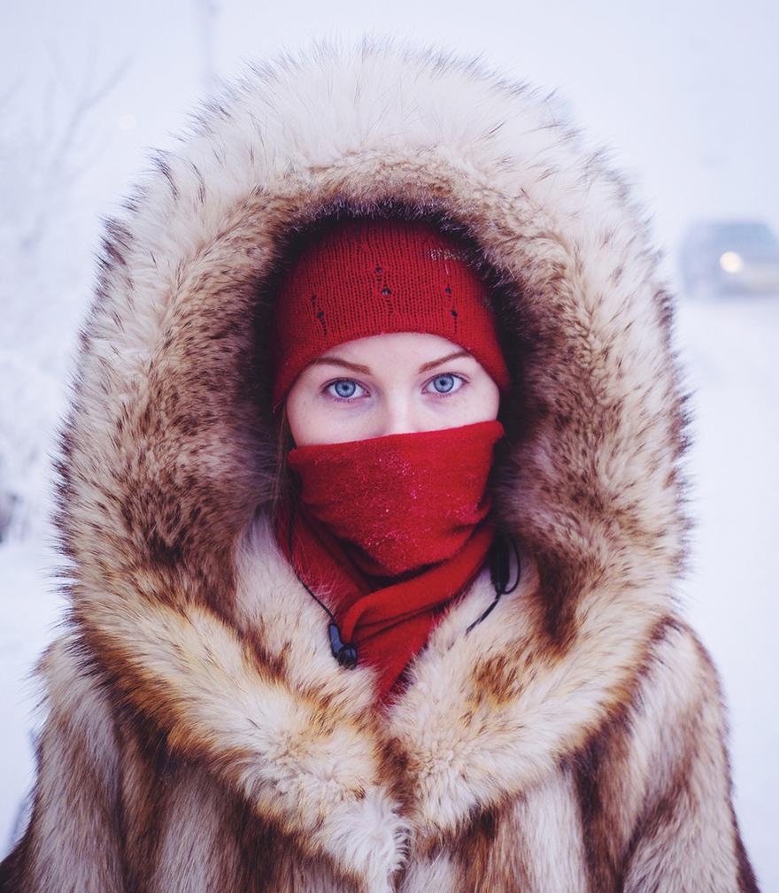 Фотопутешествие из Якутска в Оймякон. Самое холодное место на земле. Фото № 5