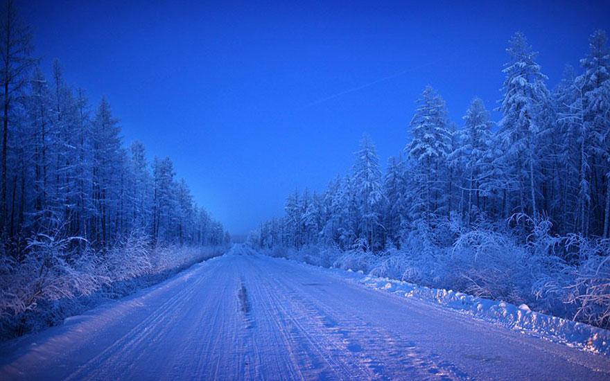 Фотопутешествие из Якутска в Оймякон. Самое холодное место на земле. Фото № 6