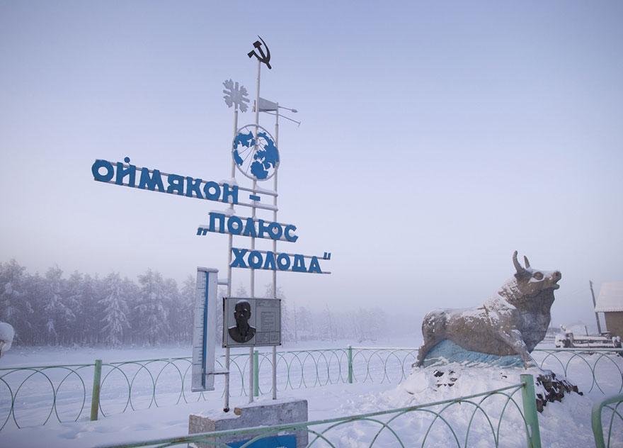 Фотопутешествие из Якутска в Оймякон. Самое холодное место на земле. Фото № 7