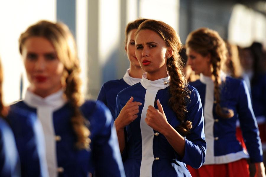 Гран-при России. Формула1 2015. Девушки_01