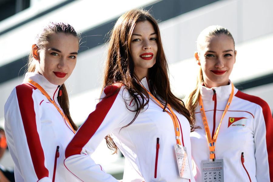 Гран-при России. Формула1 2015. Девушки_03