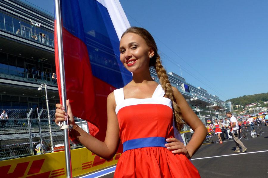 Гран-при России. Формула1 2015. Девушки_06