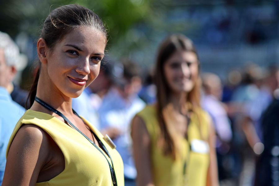 Гран-при России. Формула1 2015. Девушки_14