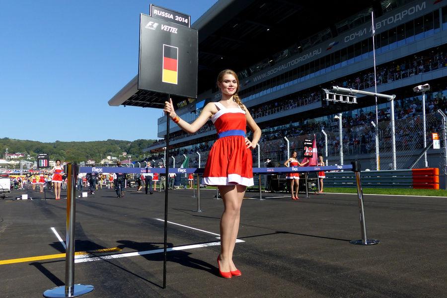 Гран-при России. Формула1 2015. Девушки_17
