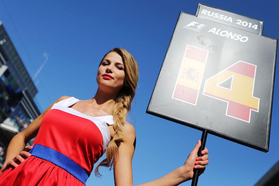Гран-при России. Формула1 2015. Девушки_18