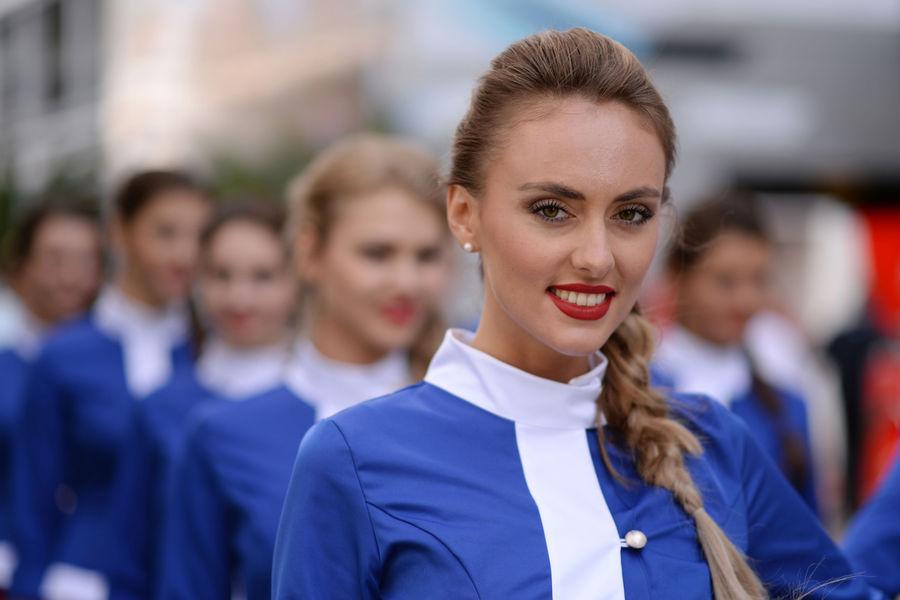Гран-при России. Формула1 2015. Девушки_21