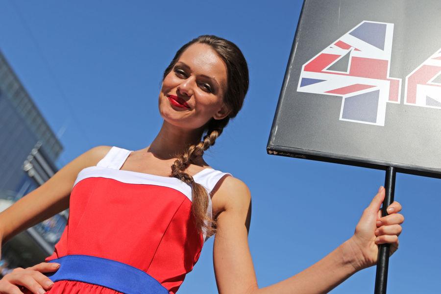 Гран-при России. Формула1 2015. Девушки_24