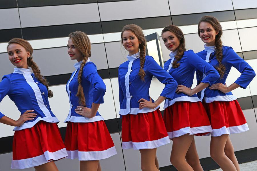 Гран-при России. Формула1 2015. Девушки_25