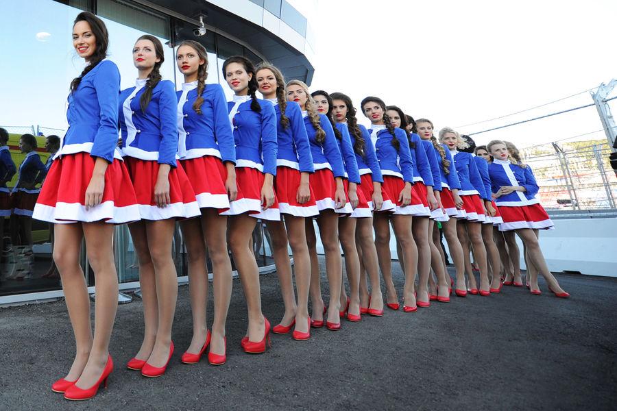 Гран-при России. Формула1 2015. Девушки_27