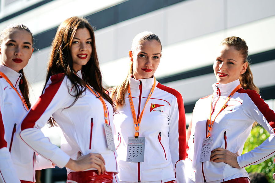 Гран-при России. Формула1 2015. Девушки_29