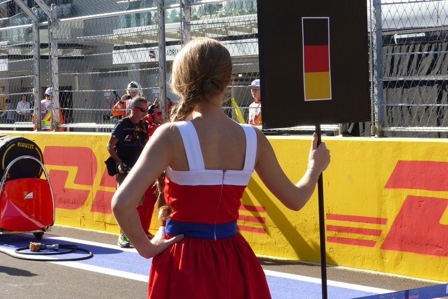 Гран-при России. Формула1 2015. Девушки_30