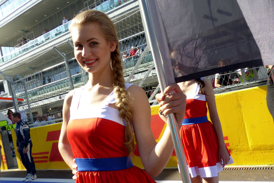 Гран-при России. Формула1 2015. Девушки_38