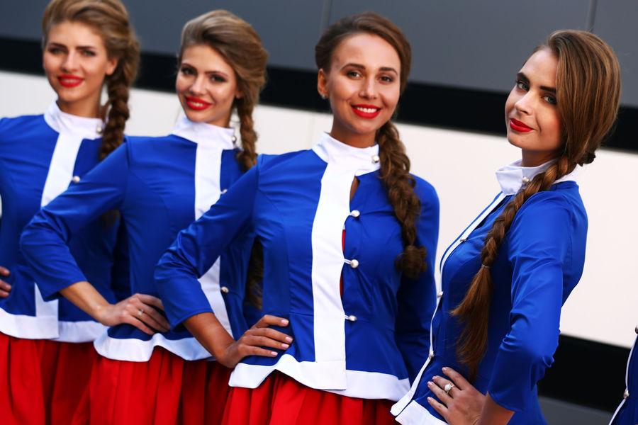 Гран-при России. Формула1 2015. Девушки_42