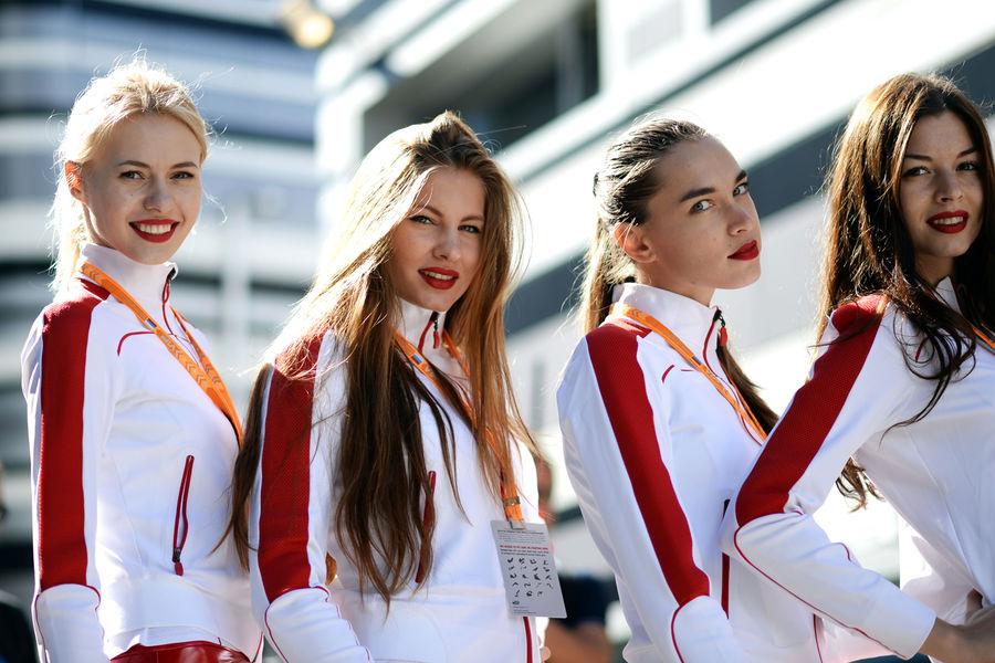 Гран-при России. Формула1 2015. Девушки_44