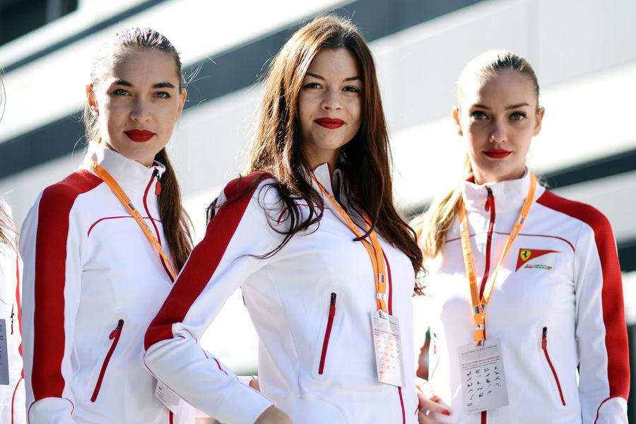 Гран-при России. Формула1 2015. Девушки_46