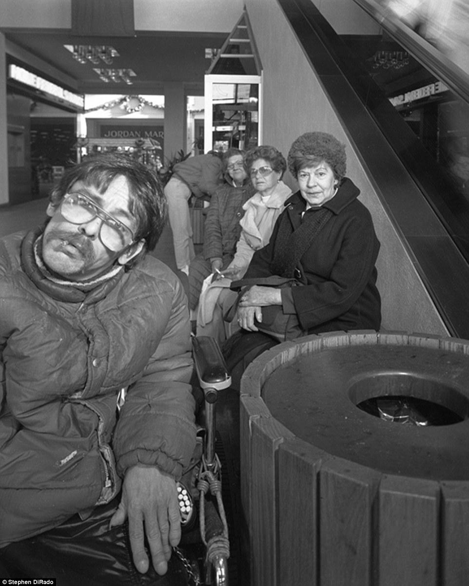 Истории торгового центра. Крысы торгового центра. Фото № 8