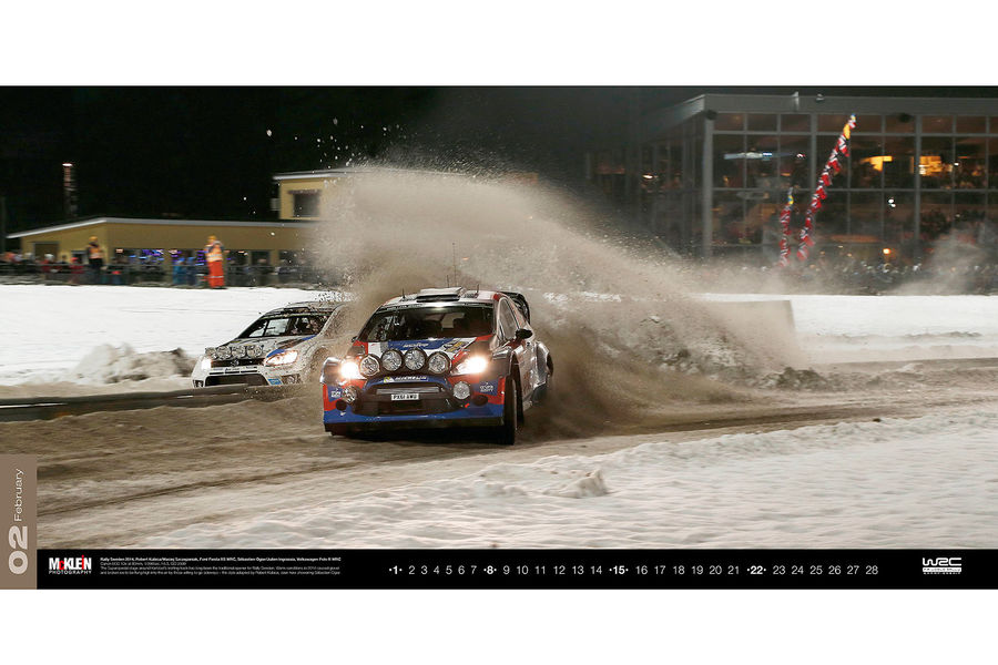 Календарь WRC 2015. Спортивные автомобили чемпионата по ралли. Фото № 10