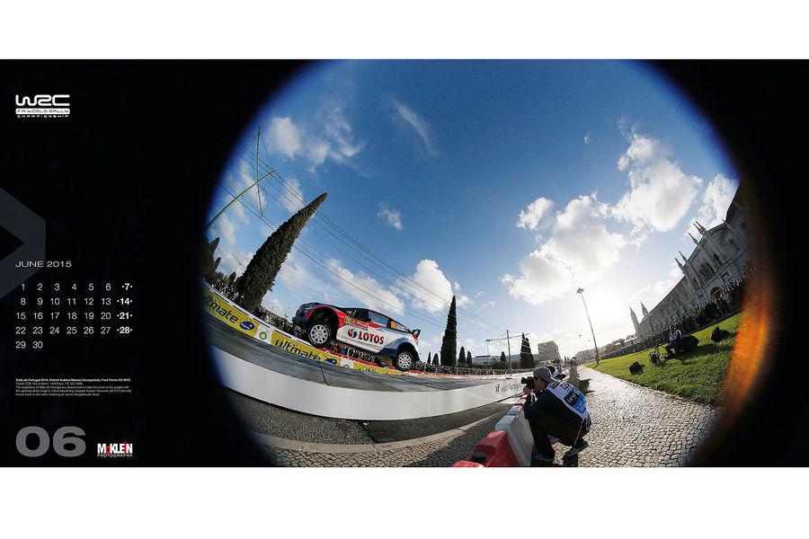 Календарь WRC 2015. Спортивные автомобили чемпионата по ралли. Фото № 5