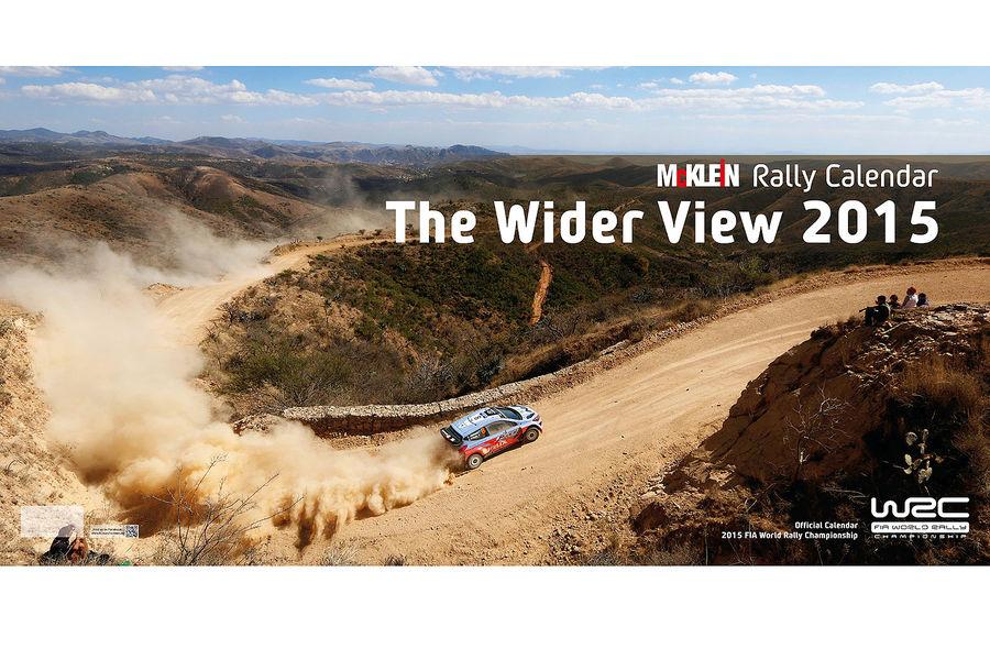 Календарь WRC 2015. Спортивные автомобили чемпионата по ралли. Фото № 7