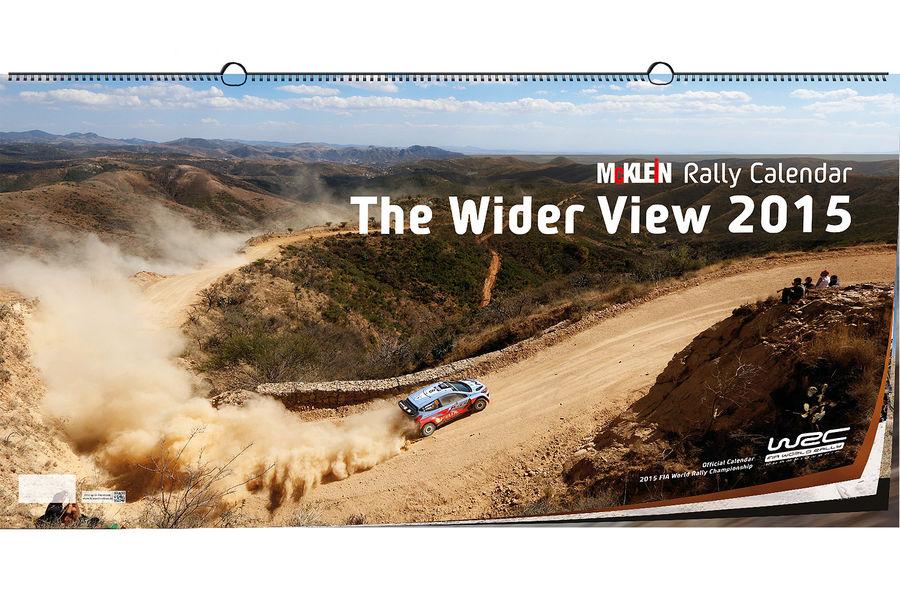 Календарь WRC 2015. Спортивные автомобили чемпионата по ралли. Фото № 8