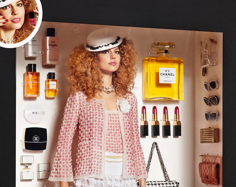 Модели в журнале Vogue Paris. Фото № 10
