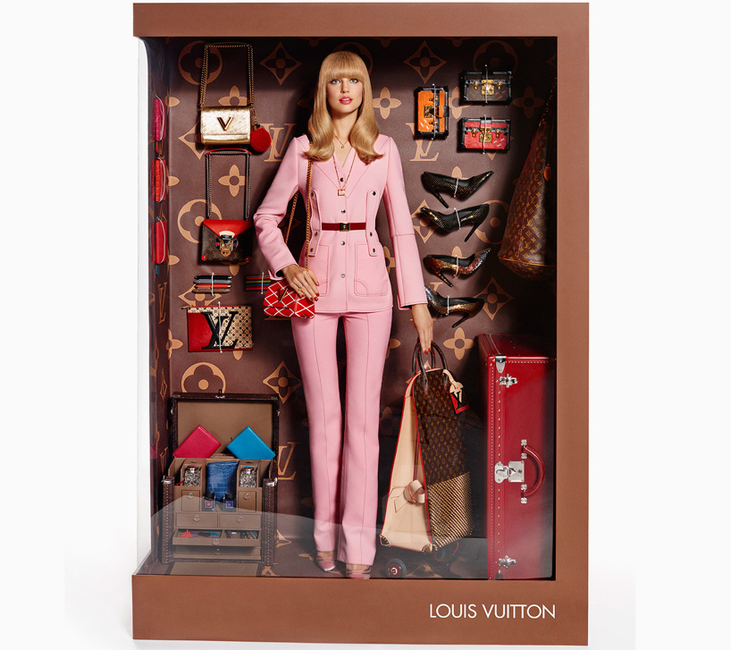 Модели в журнале Vogue Paris. Фото № 13