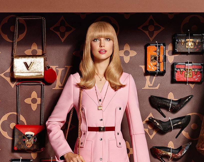 Модели в журнале Vogue Paris. Фото № 14