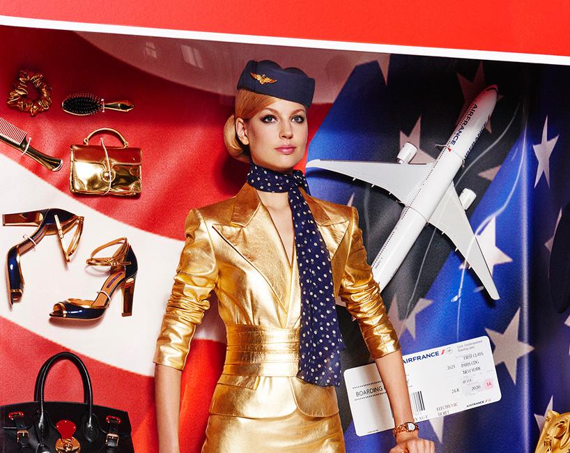 Модели в журнале Vogue Paris. Фото № 20