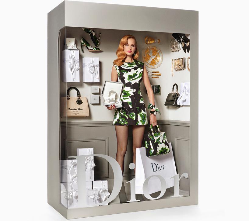Модели в журнале Vogue Paris. Фото № 21
