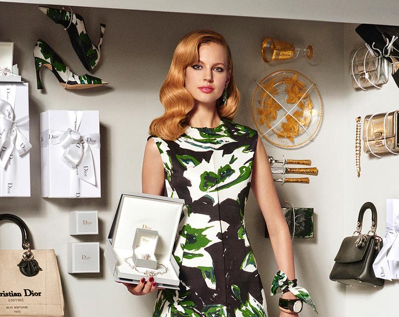 Модели в журнале Vogue Paris. Фото № 22