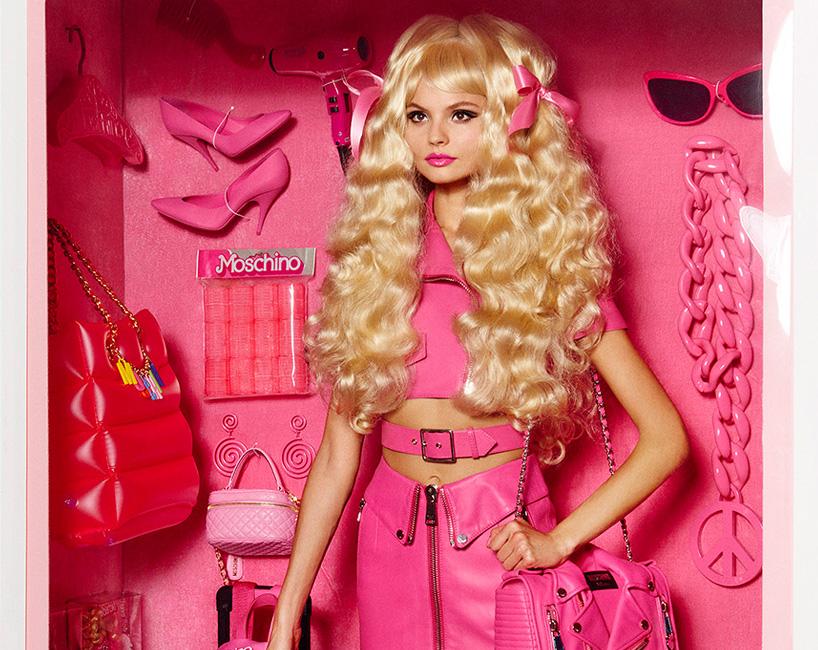 Модели в журнале Vogue Paris. Фото № 8