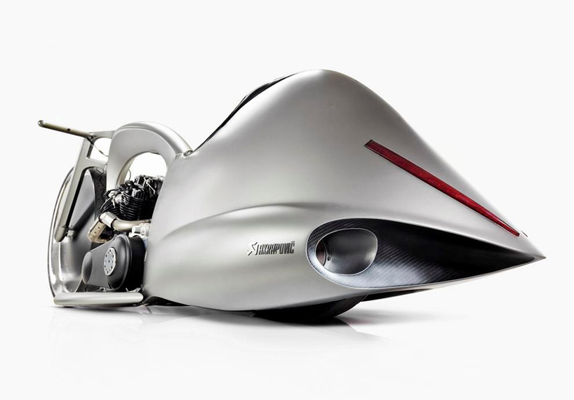 Мотоцикл Akrapovic Полная Луна