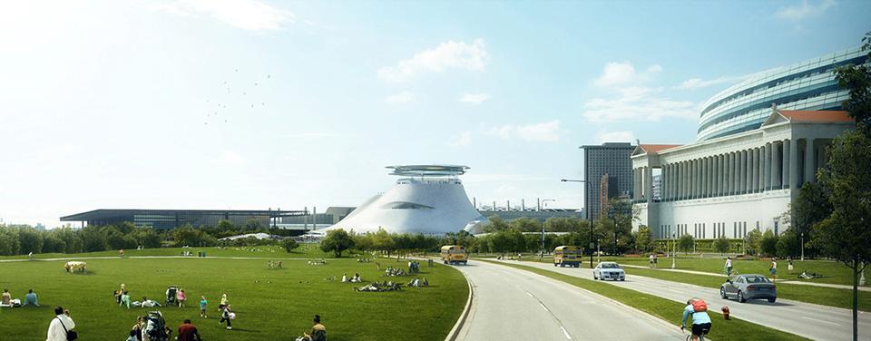 Музей звездные войны. Джордж Лукас. Фото