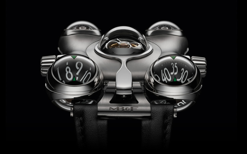 Мужские наручные часы MB&F HM6. Фото