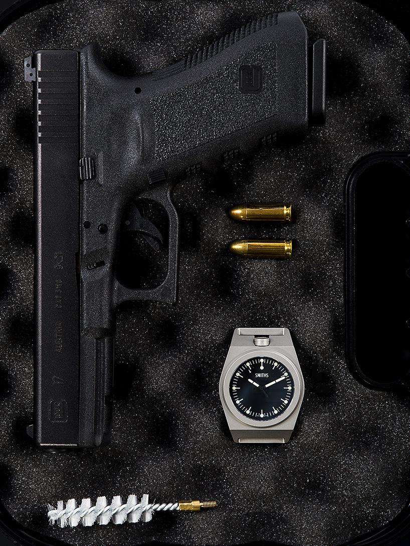 Мужские наручные часы для военных. Фото № 4