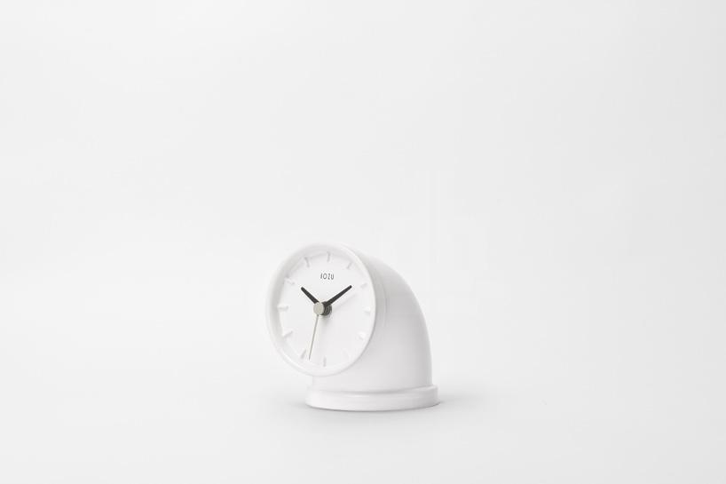 Настольные часы. Италия. Фото
