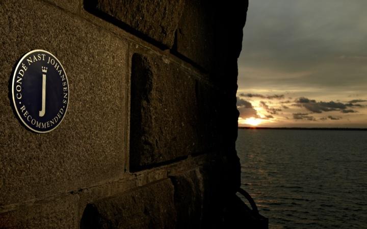 Острова Великобритании. Форт Спитбэнк. Фото № 19