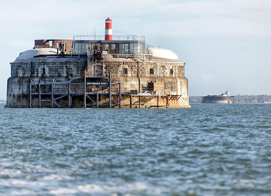 Острова Великобритании. Форт Спитбэнк. Фото № 5
