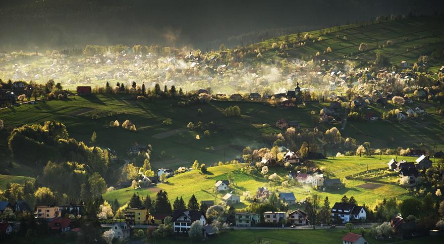 Пейзажи и ландшафты. Фото № 1