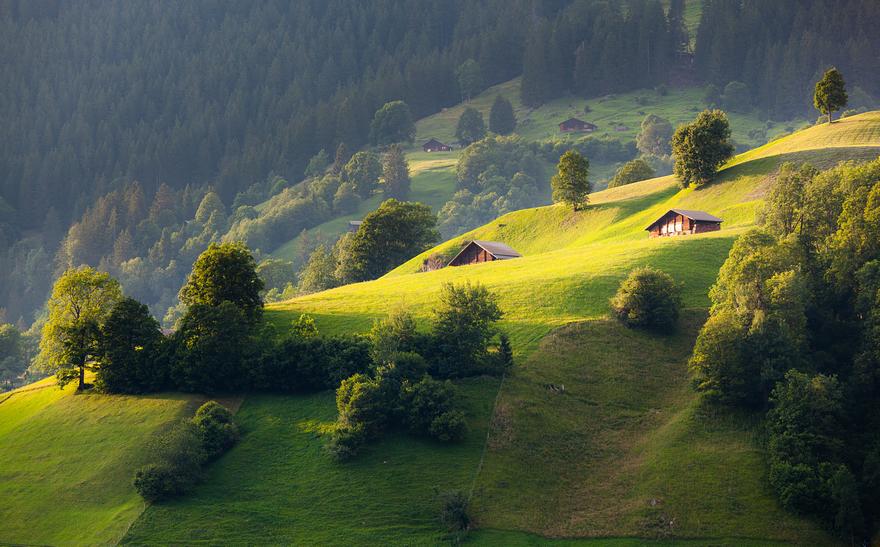 Пейзажи и ландшафты. Фото № 21